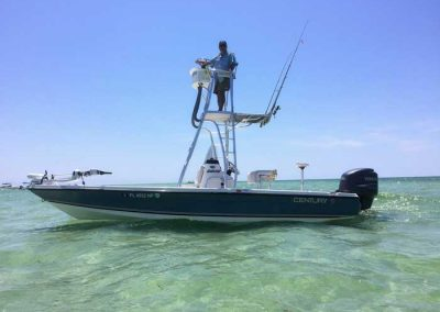 Captain_Jimmy_On_Century_Boat_Gulf_Of_Mexico
