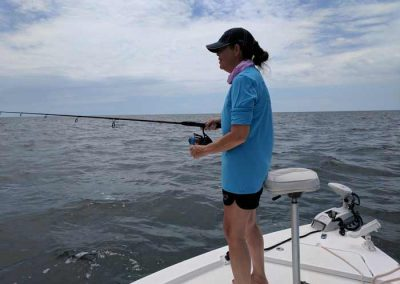 Customer_With_Reel_Fishing_Hudson_florida